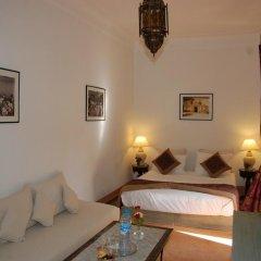 Отель Riad Agathe 4* Стандартный номер фото 43