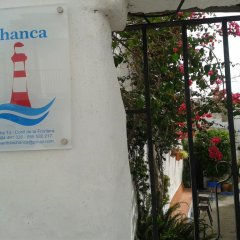 Отель La Chanca Испания, Кониль-де-ла-Фронтера - отзывы, цены и фото номеров - забронировать отель La Chanca онлайн интерьер отеля фото 2