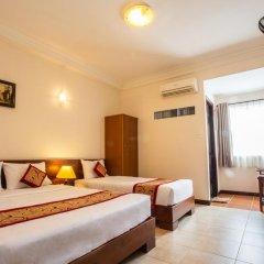 Ngoc Minh Hotel 2* Улучшенный номер с различными типами кроватей фото 7