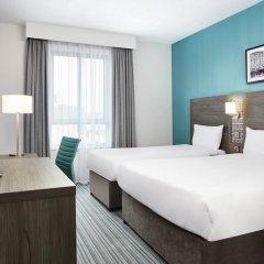 Отель Jurys Inn Liverpool 4* Стандартный номер с 2 отдельными кроватями