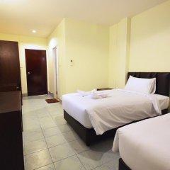 Paripas Express Hotel Patong 3* Стандартный номер с 2 отдельными кроватями фото 3