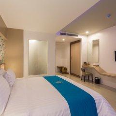 The Phu Beach Hotel 3* Улучшенный номер с двуспальной кроватью фото 2
