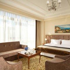 Гостиница Звёздный WELNESS & SPA Номер Делюкс с различными типами кроватей фото 2