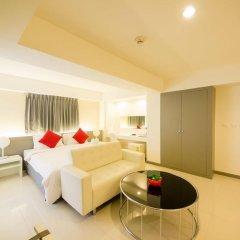 Отель Myhotel Cmyk@Ratchada 3* Полулюкс с различными типами кроватей фото 3