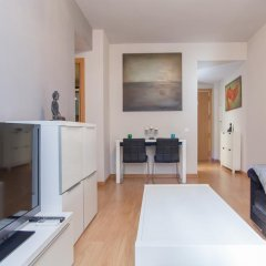 Апартаменты Friendly Apartments Барселона комната для гостей фото 2