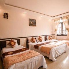 Отель Hoi Pho Стандартный номер с различными типами кроватей фото 9