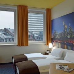 B&B Hotel Frankfurt-Hbf 2* Стандартный номер с различными типами кроватей фото 5