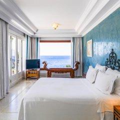 Отель Danai Beach Resort Villas 5* Вилла с различными типами кроватей фото 2