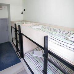 V4Vilnius Hostel Кровать в общем номере с двухъярусной кроватью фото 5