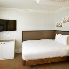 Отель Hilton London Hyde Park 4* Улучшенный номер с различными типами кроватей фото 3