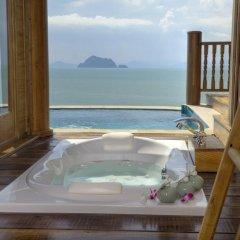 Отель Santhiya Koh Yao Yai Resort & Spa 5* Вилла Премиум с различными типами кроватей фото 6