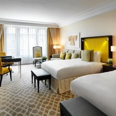 Breidenbacher Hof, a Capella Hotel 5* Номер Делюкс с разными типами кроватей фото 7