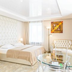 Апарт-отель Кутузов 3* Улучшенные апартаменты с различными типами кроватей фото 30