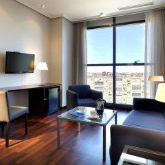 Hotel Vía Castellana 4* Номер категории Премиум с различными типами кроватей фото 2