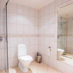 Апартаменты Central City Shared Apartments ванная
