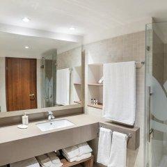 Отель Occidental Lisboa 4* Улучшенный номер с различными типами кроватей фото 7