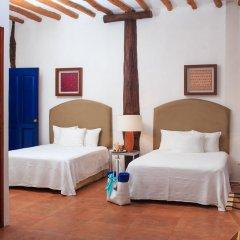 Отель Las Nubes de Holbox 3* Полулюкс с различными типами кроватей фото 37