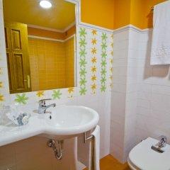 Отель Posada de Villacarriedo ванная фото 2