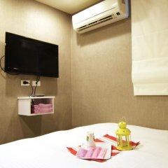 Отель Ximen Taipei DreamHouse 2* Стандартный номер с двуспальной кроватью фото 7