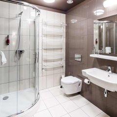 Отель Palazzo Rosso Польша, Познань - отзывы, цены и фото номеров - забронировать отель Palazzo Rosso онлайн ванная фото 4
