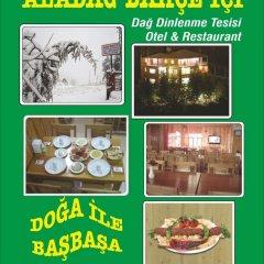 Aladag Dag Otel Турция, Buyukcakir - отзывы, цены и фото номеров - забронировать отель Aladag Dag Otel онлайн питание фото 3