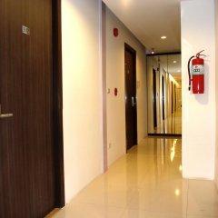 Отель Nantra Silom 3* Стандартный номер с различными типами кроватей фото 2