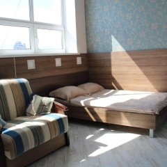 Мини Отель Карамель комната для гостей фото 3