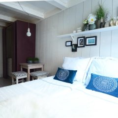 Отель Dahli's Boutique Apartments Нидерланды, Амстердам - отзывы, цены и фото номеров - забронировать отель Dahli's Boutique Apartments онлайн комната для гостей