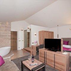 Отель Gasthof Kirchsteiger Горнолыжный курорт Ортлер комната для гостей фото 3