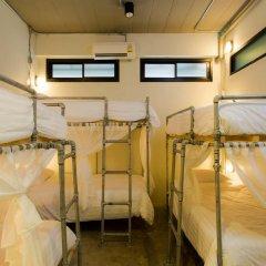 Bloo Hostel Кровать в общем номере фото 7