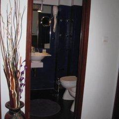 Отель Residencial Faria Guimarães Стандартный номер разные типы кроватей фото 7