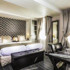 Отель Ile De France Opera Париж комната для гостей фото 4
