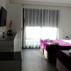 Mert Hotel Номер Делюкс с различными типами кроватей фото 4
