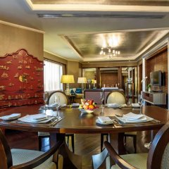 Отель Pullman Bangkok Grande Sukhumvit питание