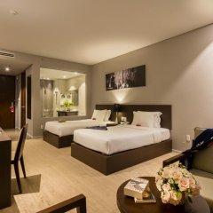 Terracotta Hotel & Resort Dalat 4* Улучшенный номер с 2 отдельными кроватями фото 2