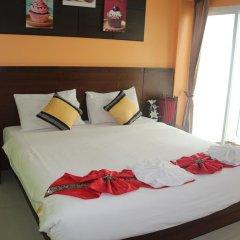 Green Harbor Patong Hotel 2* Стандартный номер двуспальная кровать фото 18