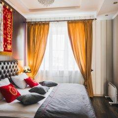 Гостиница Кутузов Номер Делюкс с различными типами кроватей фото 20