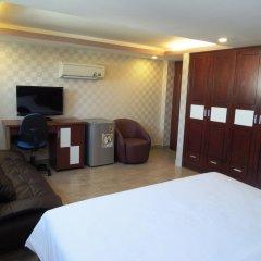 Hoang Anh Hotel 2* Номер Делюкс фото 6