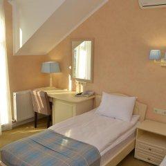 Гостиница Ajur 3* Стандартный номер разные типы кроватей фото 22
