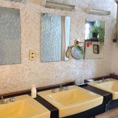 Отель Pension Starlight Azumi Хакуба ванная