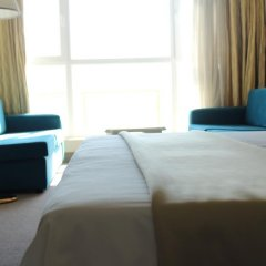 Отель ADRIATIK & RESORT 5* Улучшенный номер с различными типами кроватей фото 4