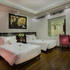 Noble Boutique Hotel Hanoi 3* Полулюкс с различными типами кроватей фото 2