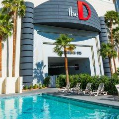 Отель the D Casino Hotel Las Vegas США, Лас-Вегас - 8 отзывов об отеле, цены и фото номеров - забронировать отель the D Casino Hotel Las Vegas онлайн бассейн