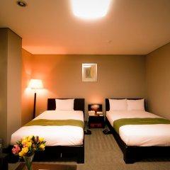 Yoido Hotel 3* Стандартный номер с различными типами кроватей фото 16