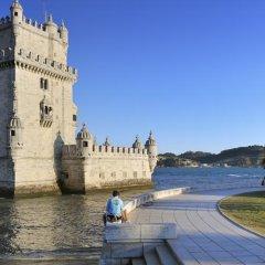 Отель Vincci Baixa Португалия, Лиссабон - отзывы, цены и фото номеров - забронировать отель Vincci Baixa онлайн приотельная территория