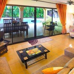 Отель Coconut Paradise Villas интерьер отеля фото 3