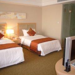 Grand Metropark Hotel Suzhou 4* Номер Делюкс с 2 отдельными кроватями фото 2