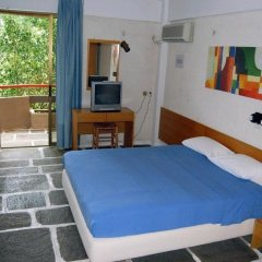 Apollonia Hotel Apartments 4* Люкс с различными типами кроватей фото 3