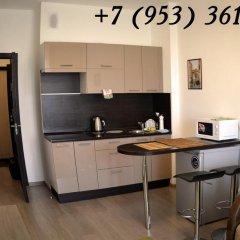 Апартаменты на Союзном Студия с двуспальной кроватью фото 36