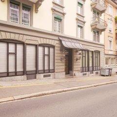 Апартаменты Ema House Serviced Apartments, Superior Standard, Unterstrass Цюрих парковка